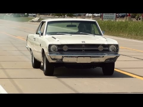 1968 Dodge Dart GTS Test Drive