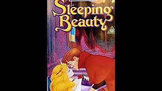 Digitized Opening To Sleeping Beauty (UK VHS Version 2)