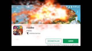 Como Descargar Habbo Para Android Y Como Usarlo