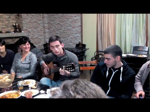 My way / Frank Sinatra - Vato Kvantrishvili Guitar (Cover)