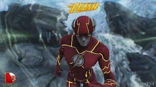 Flash Skryim Mod