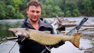 Рыбалка в реках приморского края осень