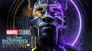 Black Panther 2 Marvel Teaser - Black Widow Trailer Easter Eggs Breakdown