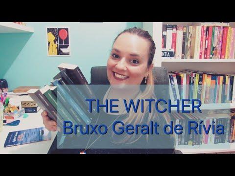 DICA DE LEITURA   THE WITCHER   BRUXO GERALT DE RÍVIA