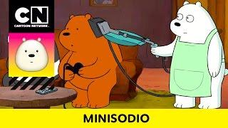 Oso limpiador   Escandalosos   Minisodio   Cartoon Network