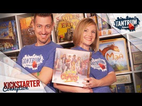 Tantrum House Kicking Class Kickstarter Preview