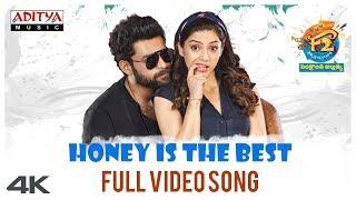Honey is The Best Full Video Song || F2 Video Songs || Varun Tej, Mehreen || DSP