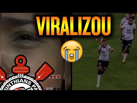 Vídeo emocionante da família de Rodrigo Varanda comemorando gol em Corinthians 2 x 2 Palmeiras