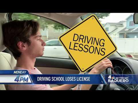 "News 4 New York: ""Better Get Baquero: Driving School Loses License"" promo"