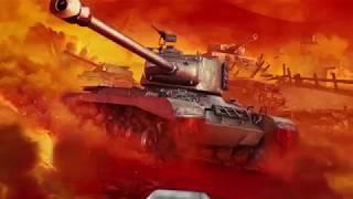 World of tanks лучшие бои.Стоковый Мастер