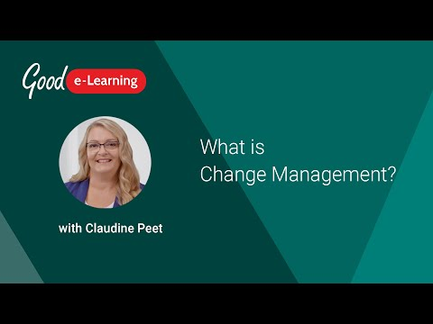 What is Change Management? (Change Management Certification ...