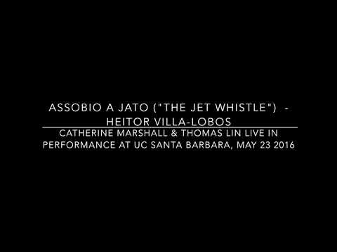 "Performance of ""The Jet Whistle"""