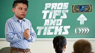CS:GO PRO PLAYER SHARE TIPS AND TRICKS! ft Stewie2K, S1mple &MORE!