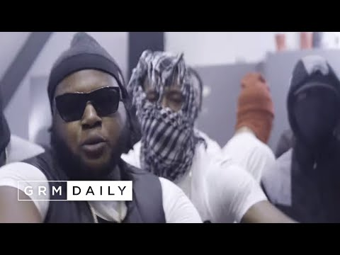 Fat Stacker x 2K - Shake The Room [Music Video] | GRM Daily
