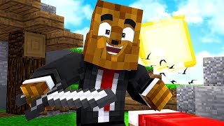 The BEST Strategy To Win Minecraft Hypixel Bed Wars With NO Weapons | JeromeASF