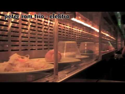 peter rom trio - elektro online metal music video by PETER ROM