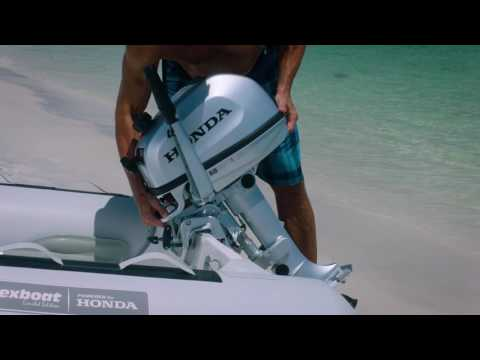 2019 Honda Marine BF5 S Type in Albert Lea, Minnesota - Video 1
