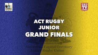 2019 ACT Jr Rugby Union Grand Final @ Viking Park Field 2