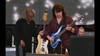 Ritchie Blackmore's Rainbow   Black Night   RITCHIE ON BASS   Rockfest, June 6, 2019yvin