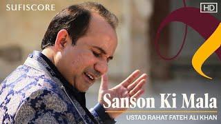 Sanson Ki Mala | Ustad Rahat Fateh Ali Khan | Tribute to Ustad Nusrat Fateh Ali Khan | New Song 2020