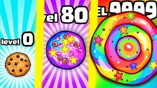 IS THIS THE MOST EXPENSIVE COOKIE EVOLUTION? (9999+ HIGHEST LEVEL UPGRADE) l Cookies Inc.