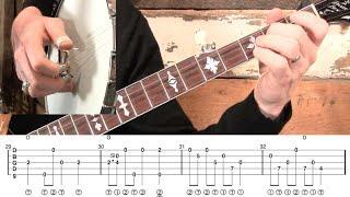 Basic Banjo Lesson- Oh, Susanna!