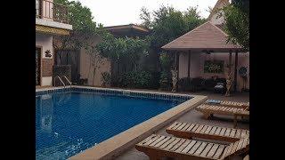 BANGKOK, PLOYKHUMTHONG BOUTIQUE RESORT - LAT KRABANG, THAILAND