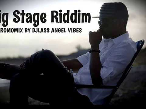 Big Stage Riddim Mix (Full) Feat. Romain Virgo Busy Signal Alaine Queen Ifrica (APril Refix 2017)