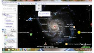 Google Earth - Sky