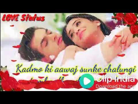 Bichde ham Kabhi na       #status