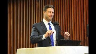 Assista ao discurso do Deputado nesta terça-feira, no plenário da Assembleia Legislativa do Paraná