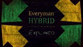 EverymanHYBRID: Explained - Part 7 LIVE Recording