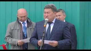 Экибастуз  Новости  Семь новейших заводов и предприятий, обеспечит электроэнергией, введённая сегодн