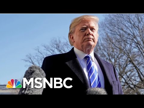 President Donald Trump And Some In GOP Work To Politicize Rule Of Law | Morning Joe | MSNBC