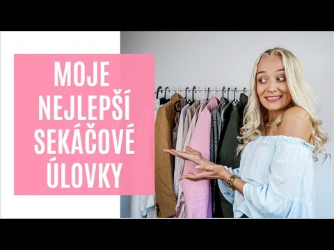 MOJE NEJLEPŠÍ SEKÁČOVÉ ÚLOVKY | MANGO, H&M, ASOS, ..