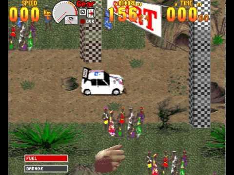 Rally Cross Challenge Amiga