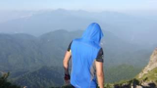 160807雨飾山登山記録