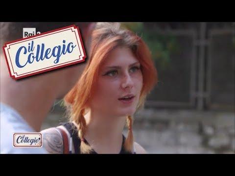 Arianna Pasin abbandona il collegio - Terza puntata - Il Collegio