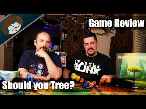 Should you Tree? A Photosynthesis game review