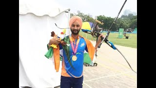 Tokyo 2020 Paralympics: Mixing Economics With Archery, Harvinder Singh Style