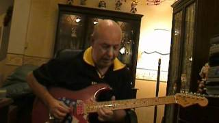 preview picture of video 'Wipeout Mix 2005-John Mason guitarist from Treherbert Rhondda,South Wales.wmv'