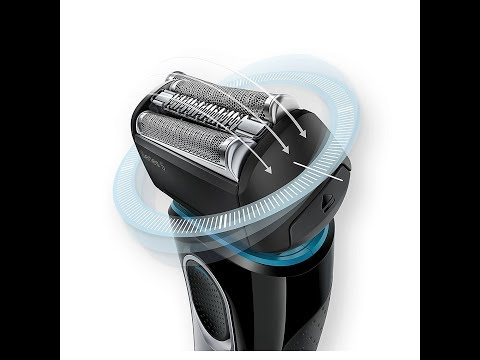Afeitadora Eléctrica de Lámina para Hombre, en Húmedo y Seco, Braun Series 5 5147s