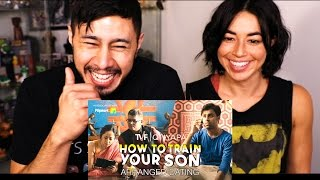 TVF HOW TO TRAIN YOUR SON: ARRANGED DATING | Reaction!