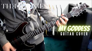 The Exies - My Goddess (Guitar Cover)