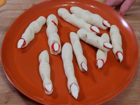 Frightening Fingers – Halloween