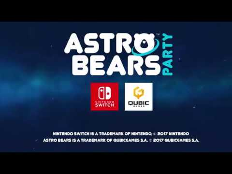 Astro Bears Party - Trailer (Nintendo Switch™) thumbnail