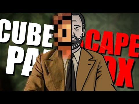 cube escape theatre прохождение на русском