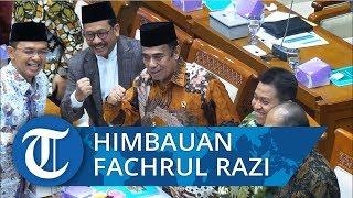 Himbauan Fachrul Razi Mengenai Penggunaan Bahasa Indonesia dalam Berdoa