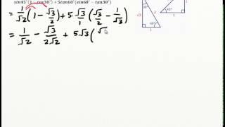 MCR3U UNIT 4 Special Triangles