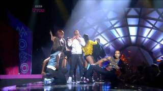 Jay Sean - Down & 2012 & Break Ya Back (MOBO Awards 2010)
